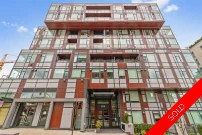 Mount Pleasant VE Condo for sale:  1 bedroom 604 sq.ft. (Listed 2020-04-02)