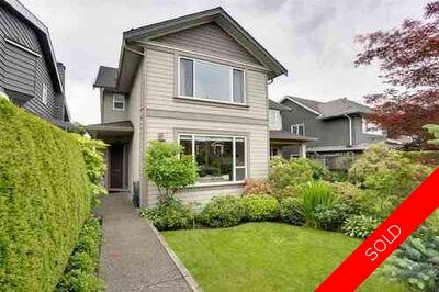 North Vancouver 1/2 Duplex for sale:  4 bedroom 3,195 sq.ft. (Listed 2020-06-10)